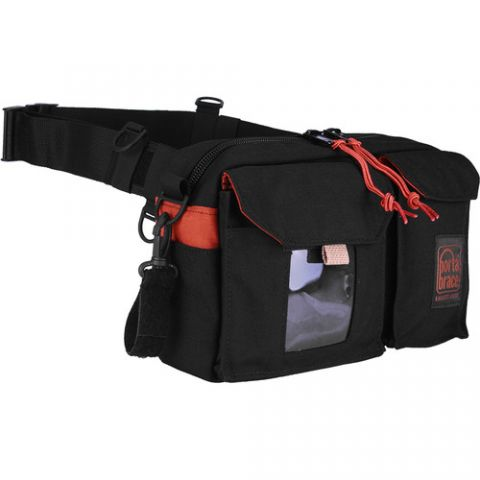 Porta Brace BP-1 Waist Belt Production Pack - for Camcorder Batteries, Tapes and Accessories (Black) by Porta Brace
