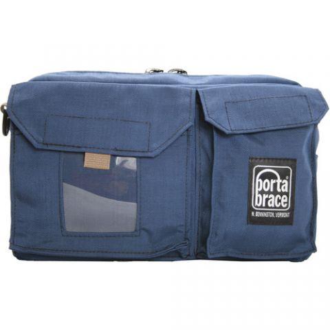 Porta Brace BP-3PL Pouch for the BP-3 Belt Pack (Large, Blue) by Porta Brace