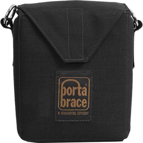 Porta Brace CA-BATT Padded Battery Carrying Pouch (Black) by Porta Brace