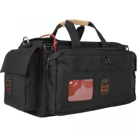 Porta Brace CAR-2 Cargo Case - for Mini DV Camcorder with Accessories (Black) by Porta Brace