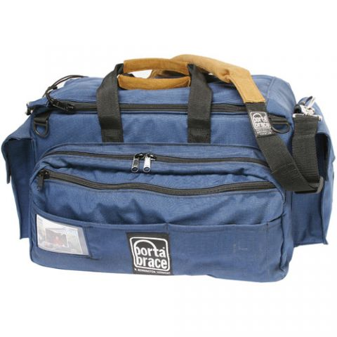 Porta Brace CAR-2K Kodiak Cargo Case - for Mini DV Camcorder with Accessories (Blue) by Porta Brace