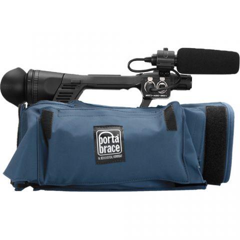 Porta Brace CBA-AC130 Camera Body Armor for Panasonic AG-AC130 (Blue) by Porta Brace