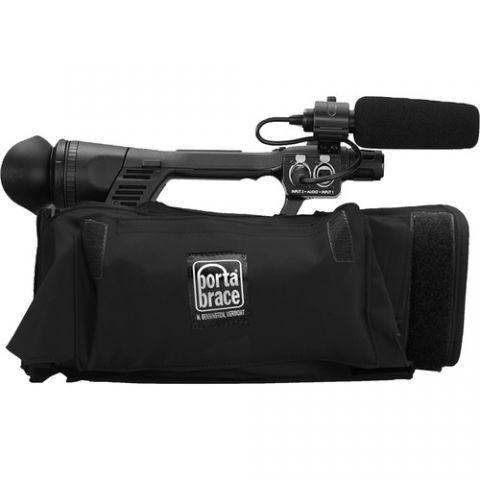 Porta Brace CBA-AC130B Camera Body Armor for Panasonic AG-AC130 (Black) by Porta Brace