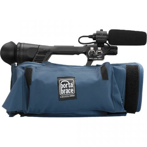 Porta Brace CBA-DVX200 Camera Body Armor for Panasonic AG-DVX200 (Blue) by Porta Brace