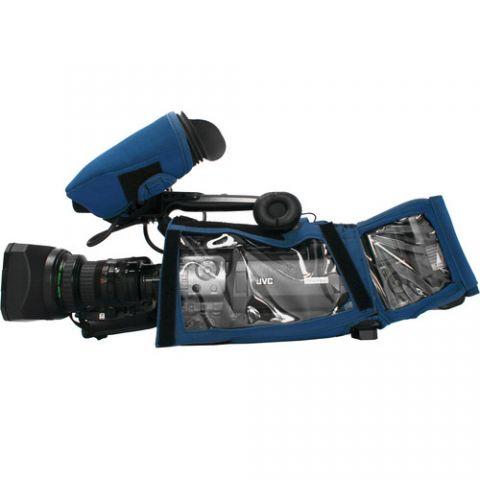 Porta Brace CBA-HM850 Camera Body Armor for JVC GY-HM850 Camcorder (Blue) by Porta Brace