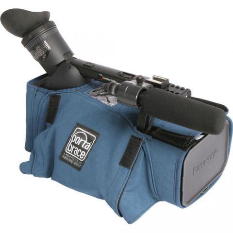 Porta Brace CBA-HPX2000 Camera Body Armor (Blue) by Porta Brace