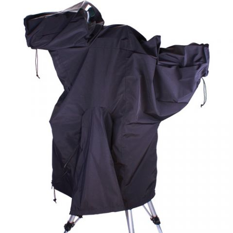 Porta Brace CLK-2 Camera Cloak/Stadium Camera Rain Cover (Black) by Porta Brace