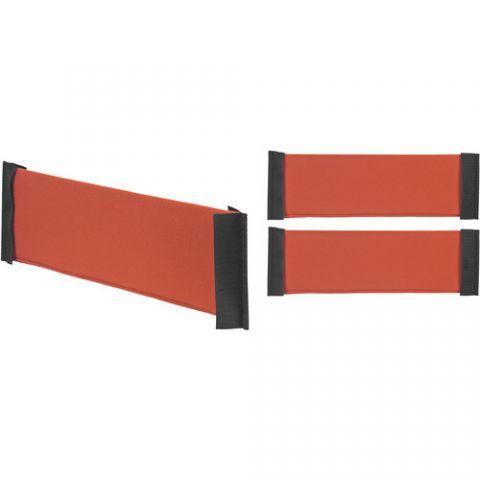 Porta Brace DK-2 Divider Kit - for Porta Brace Cargo Cases, Production Cases, Wheeled Cases, Size Wize and Back Packs by Porta Brace