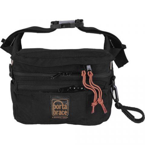 Porta Brace HIP-2 Hip Pack for Small Accessories (Medium, Midnight Black) by Porta Brace