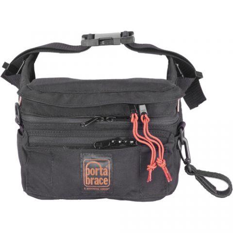 Porta Brace HIP-3LENS Hip-Pack Lens Case by Porta Brace