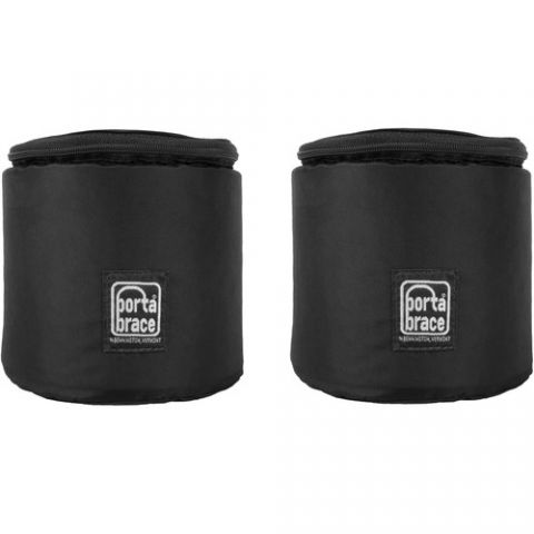 Porta Brace LC-C5SET Protective Cinema Lens Cup (Set of Two) by Porta Brace