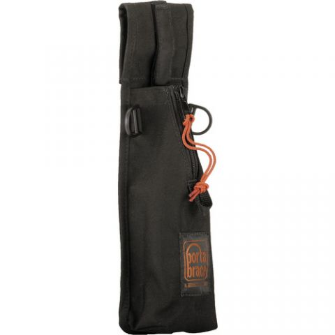 Porta Brace MH-2ELECTRO Protective Cordura microphone holster (13 inches) by Porta Brace