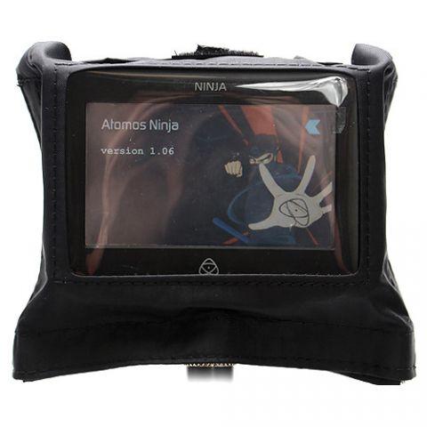 Porta Brace MO-ATNS Rain/Dust Cover for Atomos Ninja (Black) by Porta Brace