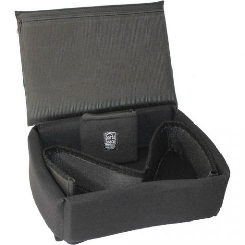Porta Brace PB-2400DKO Divider Kit for PB-2400 Small Hard Case (Black) by Porta Brace