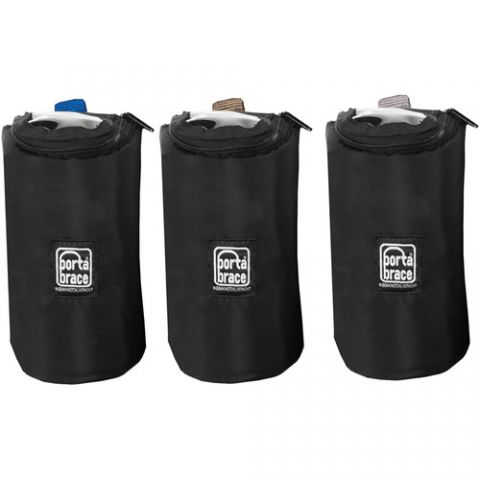 Porta Brace PB-7LCSET Cubed Foam Backpack for DJI Phantom Quadcopter or Ronin-M Gimbal by Porta Brace