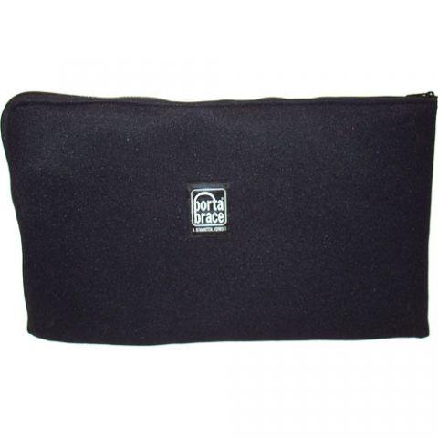 Porta Brace PB-BCAML Soft zippered stuff sack for accessories - Large by Porta Brace