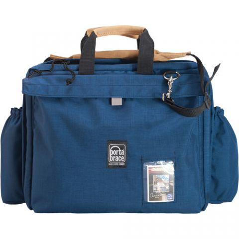 Porta Brace PR-C3 Projector Case (Blue) by Porta Brace