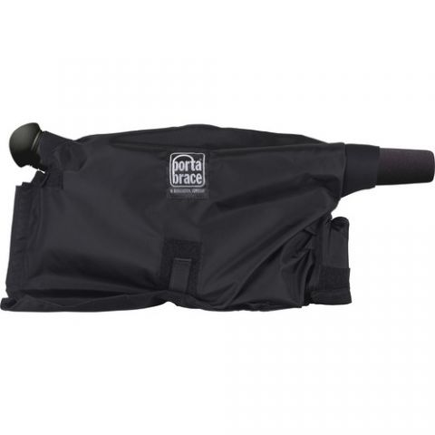 Porta Brace QRS-HM150 Quick Rain Slick Camera Cover for JVC GY-HM150 / HM200U Camcorder by Porta Brace