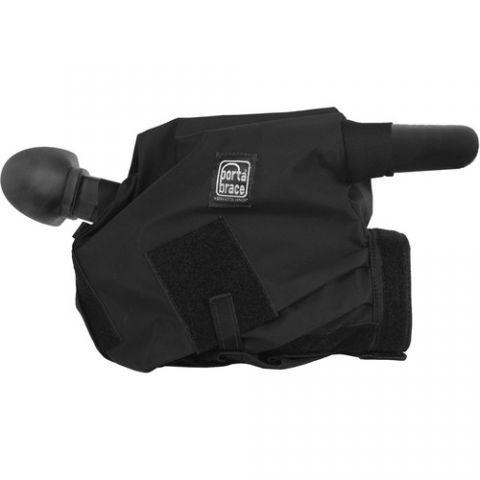 Porta Brace QRS-HM200 Quick Rain Slick Camera Cover for JVC GY-HM200 Camcorder by Porta Brace