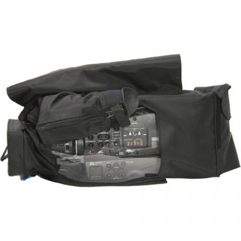 Porta Brace QRS-HMC80 Quick Rain Slick (Black) by Porta Brace