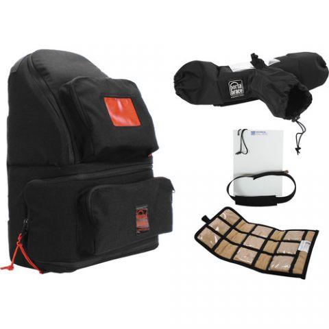 Porta Brace RIG-BK57D Backpack for Canon EOS 5D/7D (Black) by Porta Brace