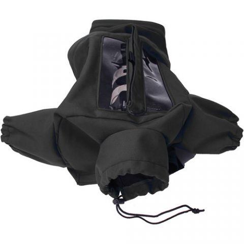 Porta Brace RS-DSLR2B CINE HDSLR Rain Slicker (Black) by Porta Brace
