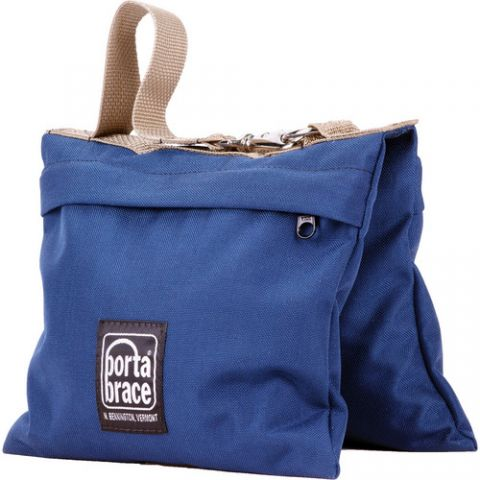 Porta Brace SAN-2 Sandbag - Empty - Holds 15 lbs by Porta Brace