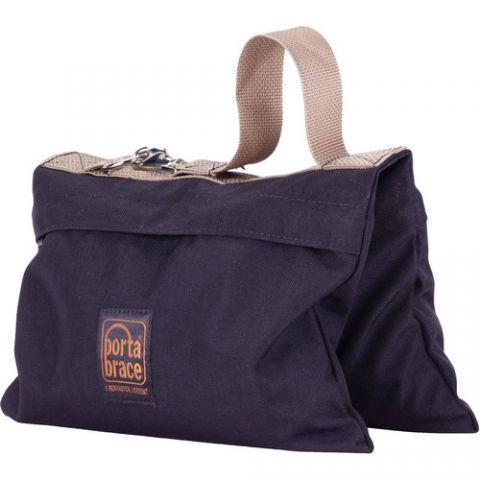 Porta Brace SAN-3B Black 25 Lb Sandbag (Empty) by Porta Brace