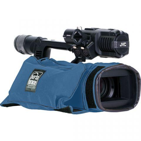 Porta Brace CBA-HM600 Custom-fit CameraBody Armor w/ Rain Protection for JVC GY-HM600 by Porta Brace