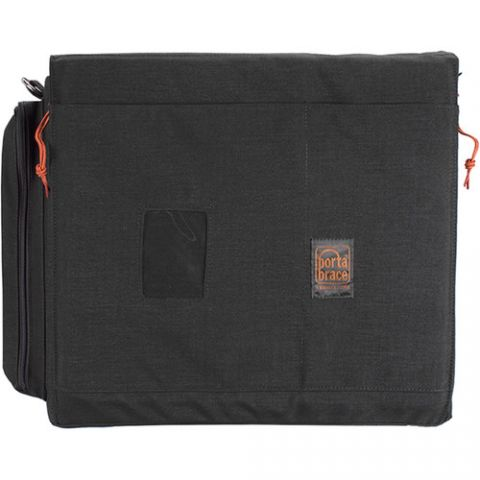 Porta Brace DJ-275MIX Soft Protective Carrying Case for DJ-275MIX Portable DJ Mixer by Porta Brace
