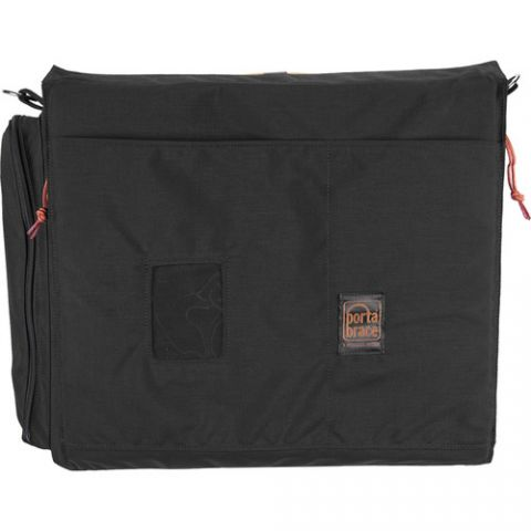 Porta Brace DJ-27MIX Soft Protective Carrying Case for DJ-27MIX Portable DJ Mixer by Porta Brace