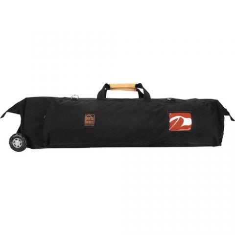 Porta Brace TLQB-41XTOR Wheeled Tripod/Light Case (Black) by Porta Brace