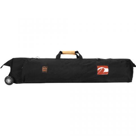 Porta Brace TLQB-46XTOR Quick Tripod/Light Case with Wheels (Black) by Porta Brace
