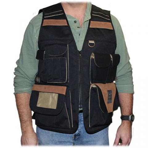 Porta Brace VV-XL/DC Director's Cut Video Vest (Extra Large) by Porta Brace