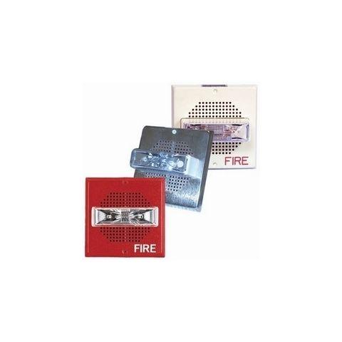 Bosch E70-24MCW-FR Speaker Strobe,  24 V VARC Wall,  Red by Bosch Security