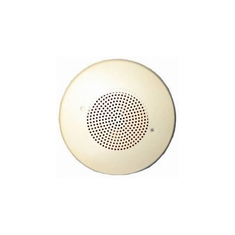 Bosch E90-W Speaker,  Round,  Wall,  Ceiling,  White by Bosch Security