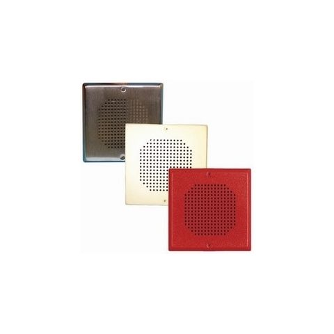 Bosch ET70-R Speaker,  Square,  Red by Bosch Security