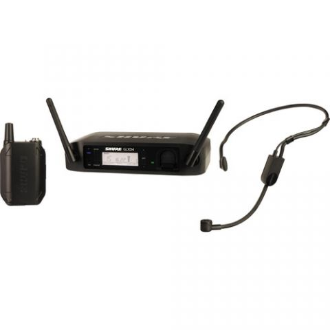 Shure  GLXD14/PGA31 Headset Wireless System (Z2: 2400 - 2483.5 MHz) by Shure