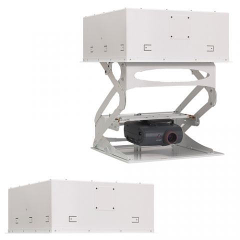 Chief SMART-LIFT Automated Projector Mount (For Suspended Ceiling installations, 120V) by Chief