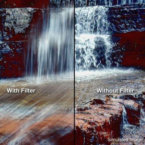 Tiffen  105mm Coarse Thread Hot Mirror IRND 1.8 Filter by Tiffen