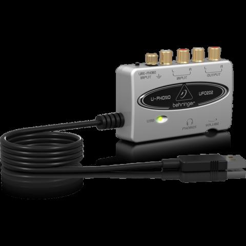 Behringer UFO202 - USB 1.1 Digital Audio Interface by Behringer
