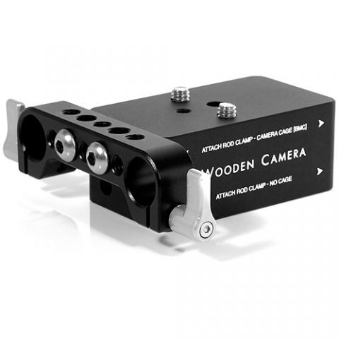 Wooden Camera - Mini Baseplate (BMC) [by Wooden Camera]
