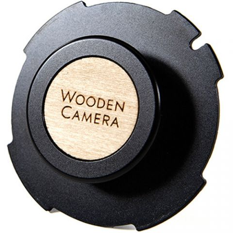 Wooden Camera - PL Mount Cap [by Wooden Camera]