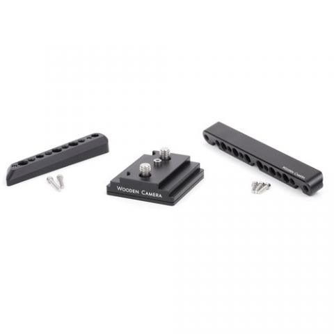 Wooden Camera - Blackmagic URSA Accessory Kit (Base) [by Wooden Camera]