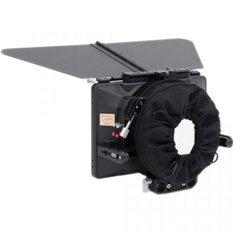 Wooden Camera - UMB-1 Universal Mattebox (Base) [by Wooden Camera]
