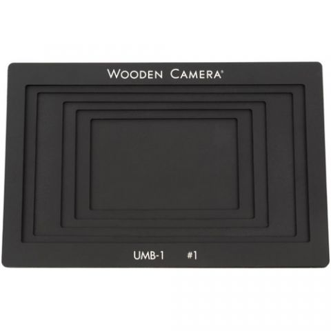 Wooden Camera - UMB-1 Hard Matte Set [by Wooden Camera]