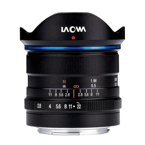 Laowa 9mm f/2.8 Zero-D Lens With MFT (Blackmagic Pocket Cinema) Mount by Laowa
