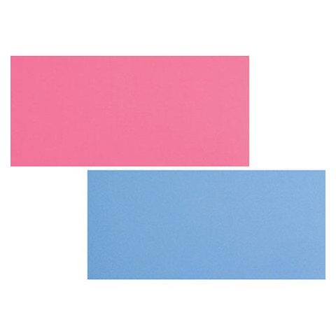 Lastolite 1.8x2.15m (6x7') Plain Collapsible Background, Blue/Pink by Lastolite