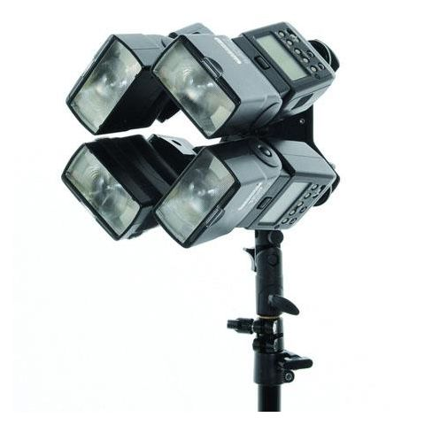 Lastolite Speed Light Quad Bracket by Lastolite