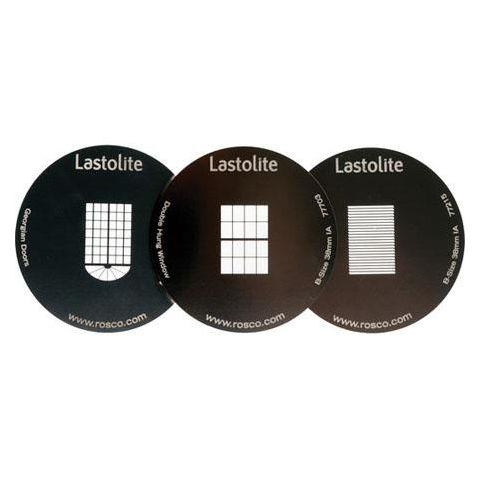 Lastolite Strobo Gobo Set Architectural by Lastolite